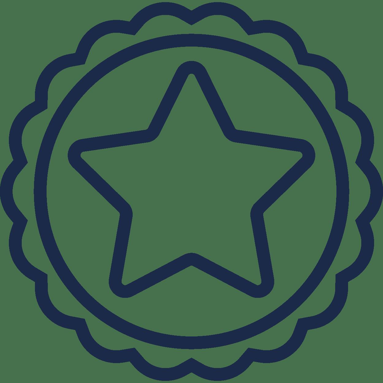VIP- och lojalitetsprogram icon